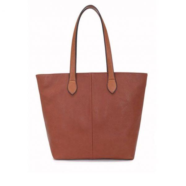 Small Brown Shopper Bag (LS806)