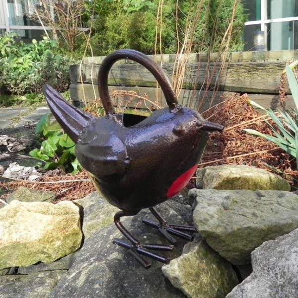 Robin Watering Can | Metal Watering Cans