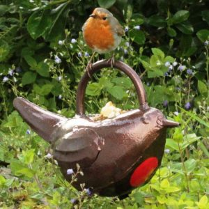 Robin Watering Can | Homeware Gifts | Handmade Gifts