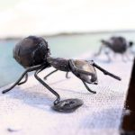Recycled Metal Ants Set