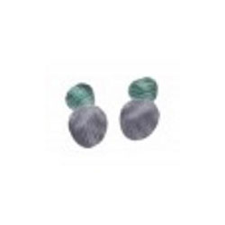 Blue/Purple Stud Earrings (M97)