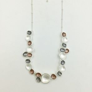 Beautiful Circle Necklace (G566)