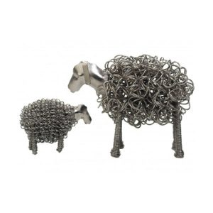 Silver Wiggle Lamb | Unusual Gifts
