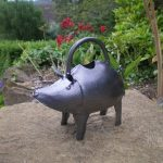 Piglet Watering Can