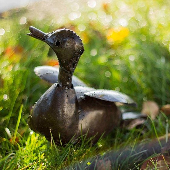 https://www.craftworksgallery.co.uk/ourshop/prod_6601367-ReRecycled Brown Metal Duck