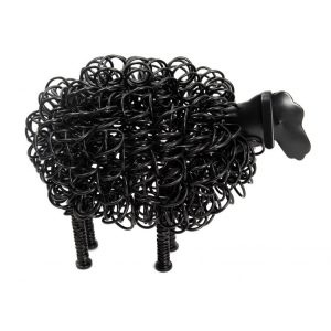 Black Wiggle Sheep | Unusual Gifts