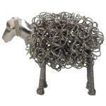 Silver Wiggle Sheep