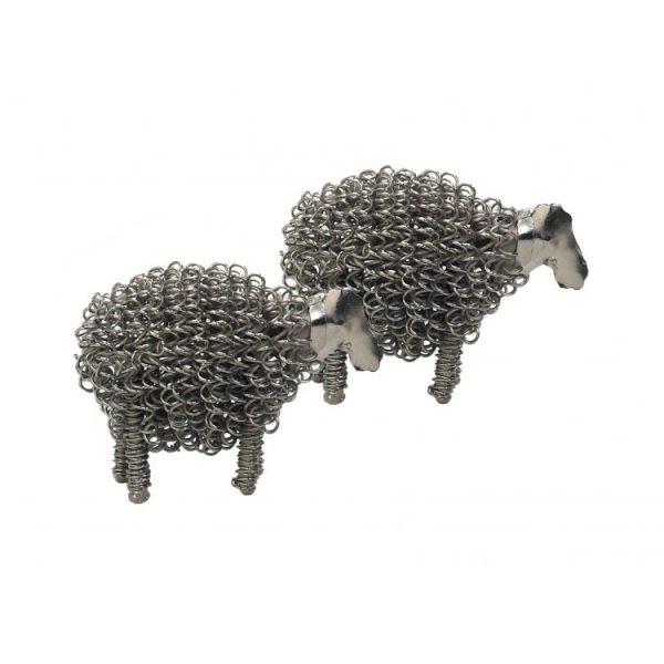 Silver Wiggle Lamb | Unusual Gifts