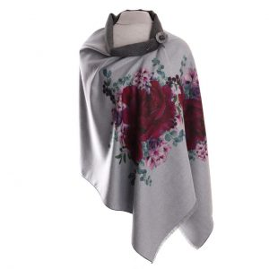 Pashmina - Winter Bouquet