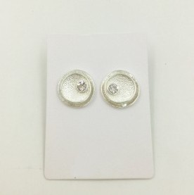 Stud Earrings | Silver Jewellery