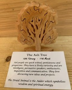Ash Birthday Tree Small 18th February-17th March