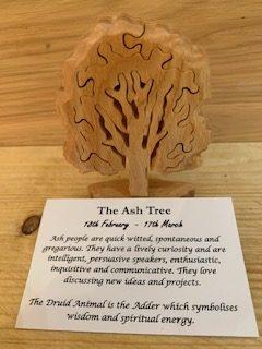 Ash Birthday Tree Small 18th February-17th March