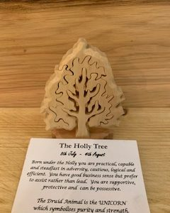Holly Birthday Tree 8th July - 4th August
