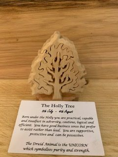 Holly Birthday Tree 8th July - 4th August | Homeware Gifts | Handmade Gifts
