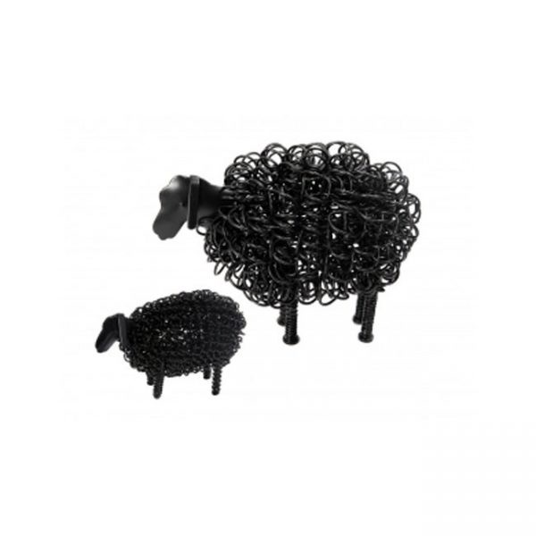 Black Wiggle Lamb