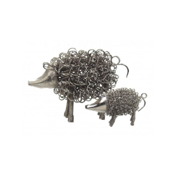 Silver Wiggle Piglet | Unusual Gift Ideas
