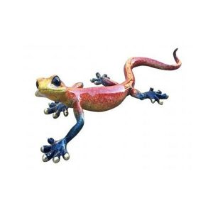 Red Speckled Ceramic Gecko | Homeware Gifts | Handmade Gifts