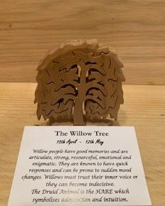 Willow Birthday Tree 15th April - 12th May | Homeware Gifts | Handmade Gifts
