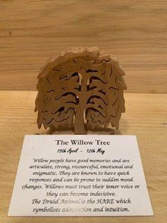 Willow Birthday Tree 15th April - 12th May