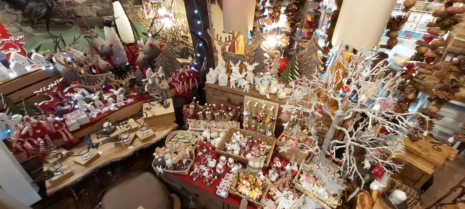 Christmas Decorations | Craft Works gallery of Corbridge