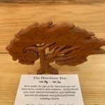 Hawthorn Birthday Tree Large 13th May - 9th June | Homeware Gifts | Handmade Gifts