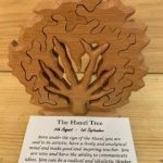 Hazel Birthday Tree Large 5th August - 1st September | Homeware Gifts | Handmade Gifts