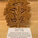 Oak Birthday Tree Large 10th June - 7th July | Homeware Gifts | Handmade Gifts