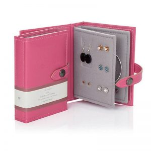 Little Book of Earrings - Pink