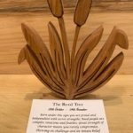 Reed Birthday Tree Large 28th October - 24th November | Homeware Gifts | Handmade Gifts
