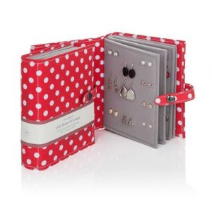 Little Book of Earrings - Spotty