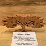 Vine Birthday Tree Large 2nd September - 29th September   Homeware Gifts   Handmade Gifts