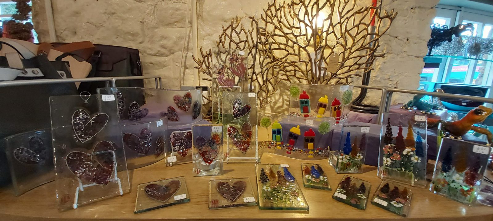 Looking for Unusual Gifts? Come to Craft Works gallery of Corbridge | Homeware | Garden Ornaments