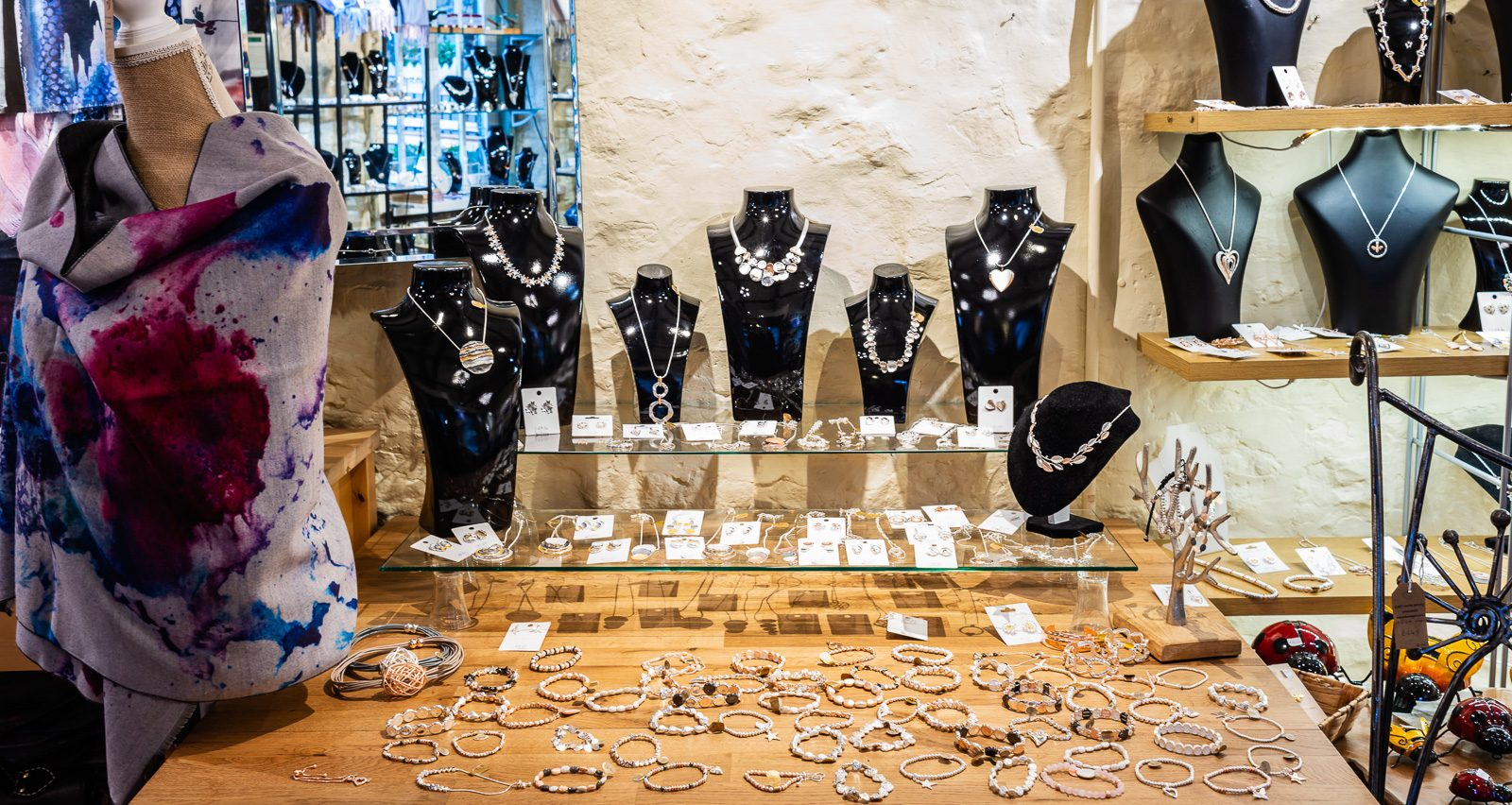 Jewellery | Craftworks Gallery in Corbridge, Northumberland.