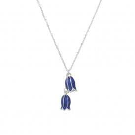 Bluebell necklace | Silver Jewellery