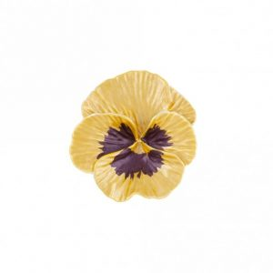 Pansy brooch | Silver Jewellery