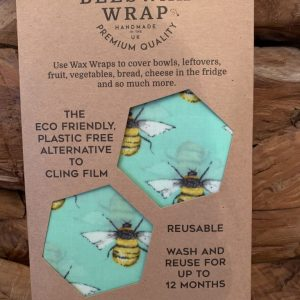 Beeswax food wraps | Eco Friendly Gifts