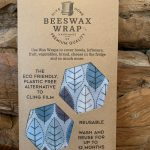 Beeswax sandwich pouches