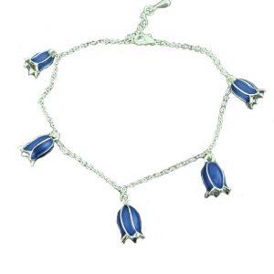 Bluebell bracelet | Silver Jewellery