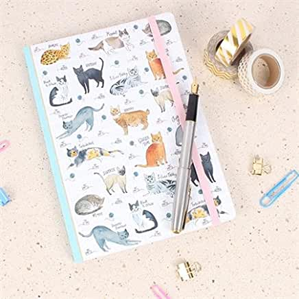 Recycled Notebook | Cat notebook | Eco Friendly Gifts