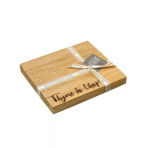 Thyme to Chop Chopping Board SH18 | Homeware Gifts
