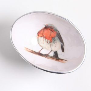 Homeware Gifts | Robin Small Oval Bowl