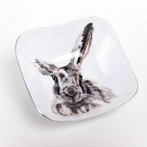 Homeware Gifts | Hare Square Bowl