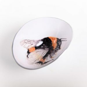 Homeware Gifts | Bee Small Oval Bowl