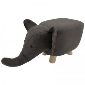 Elephant footstool | Animal Footstool | Homeware Gifts | Unusual Gifts