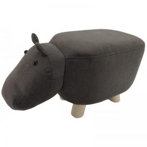 Hippo Footstool | Animal Footstool | Homeware Gifts | Unusual Gifts