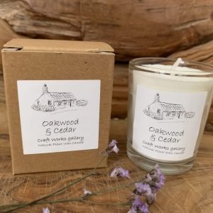 Natural wax votive candle | Unusual Gifts | Eco Friendly Gifts