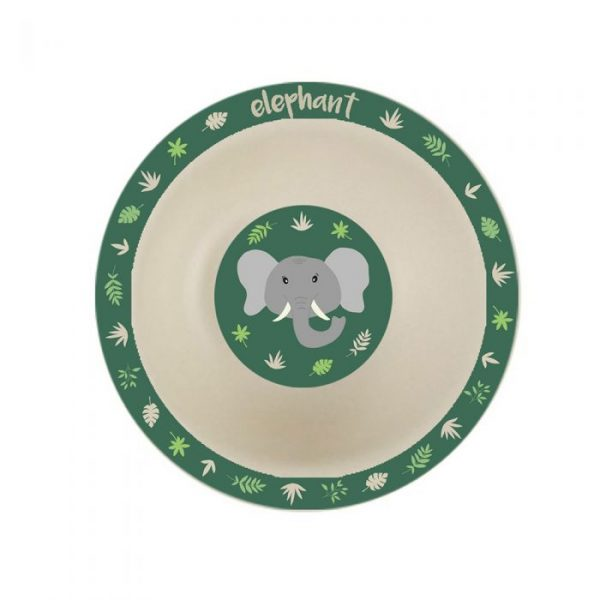 Elephant bamboo bowl | Homeware Gifts