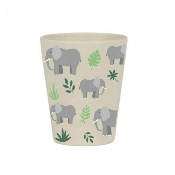 elephant bamboo cup | Homeware Gifts