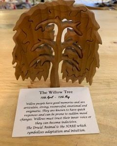Willow birthday tree large | Unusual Gifts