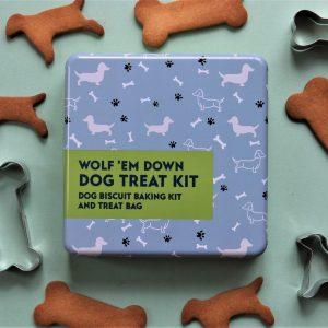 Dog treat baking kit | Unusual Gifts